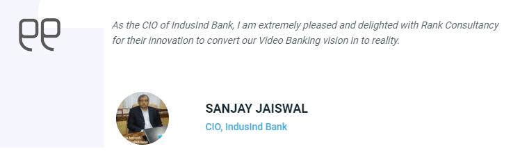 IndusInd Bank CIO